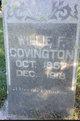 Mrs Willie <I>Gause</I> Covington
