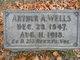Arthur Allston Wells