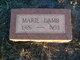 Marie Lamb
