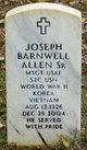 Joseph Barnwell Allen, Sr