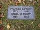 Frances E Frost