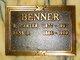 Bessie <I>Bishop</I> Benner