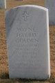Maj Wayne Harris Golden
