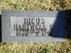 Profile photo:  Hartwell S. Dicus
