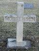 Profile photo:  Mortensen