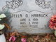 Stella Ora <I>Ralls</I> Harbuck