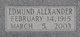 "Edmund Alexander ""Sandy"" Boggan"