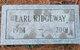 Earl Dell Ridgeway
