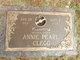Profile photo:  Annie Pearl Clegg