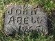 Profile photo:  John Wesley Abell