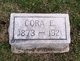 Profile photo:  Cora Eva <I>Tharp</I> Hendricks