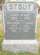 Gertrude V. <I>Hoagland</I> Stout