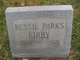 Profile photo:  Bessie <I>Parks</I> Kirby