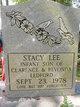 Stacy Lee Crane