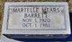 Martelle Mears Barrett