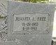 "Juanita ""Cork"" <I>Ledford</I> Free"
