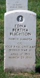 Profile photo:  Edna Bertha <I>Pokert</I> Blighton