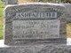 Clara E. <I>Snavely</I> Ashenfelter