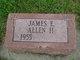 Profile photo:  James E Allen, II