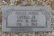 Donald Robert Covell Jr.