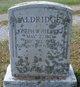 Joseph William Aldridge