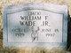 """William Fender """"Jack"""" Wade, Jr"""