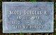 Douglas Harold Scott
