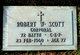 Robert Thorndyke Wallace Scott