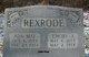 Profile photo:  Ada May <I>Moats</I> Rexrode