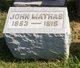 Profile photo:  John Mathas