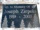 Joseph Jose Zirpolo