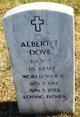 Profile photo:  Albert T. Dove