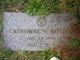 Catherine <I>Nelson</I> Britten