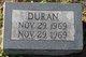 Profile photo:  Duran