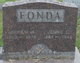 Profile photo:  Jennie C <I>Klinkhart</I> Fonda