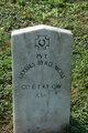 Pvt Ulysses Byrd Moss