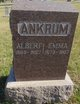 Profile photo:  Albert Ankrum