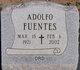 Profile photo:  Adolfo Fuentes