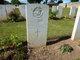 Pvt William Ernest Peter <I> </I> Tresidder