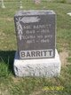 "Profile photo:  Abraham M. ""Abe"" Barritt"