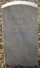 Mildred Louise <I>Allen</I> Head