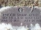 Enoch Shaw Ayres