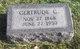 Gertrude Colgate <I>Hall</I> Barnett