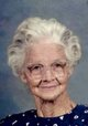 Profile photo:  Alma Ruth <I>Baugh</I> Dolezel