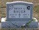 Brian L Bauer