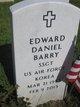 Profile photo:  Edward Daniel Barry
