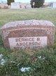 Profile photo:  Bernice Beatrice <I>Burns</I> Anderson