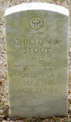 Profile photo:  Chilton A- Stout