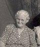 "Profile photo:  Martha Euphany ""Mattie"" <I>Owings</I> Brann"