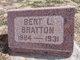 Profile photo:  Bert Laus Bratton